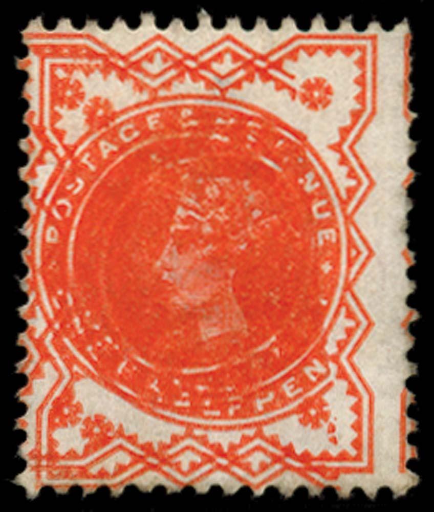 GB 1887  SG197c Mint