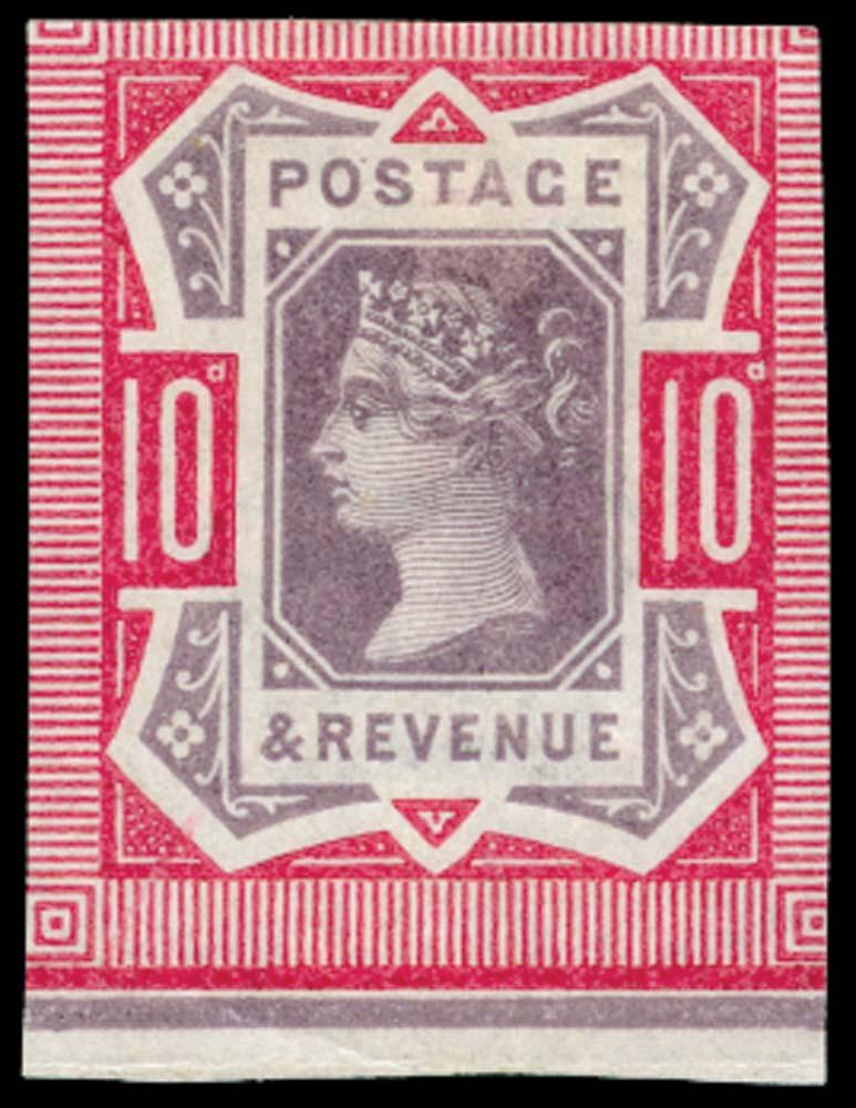 GB 1890  SG210aa Mint