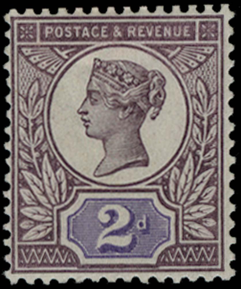 GB 1899  SG200var Essay