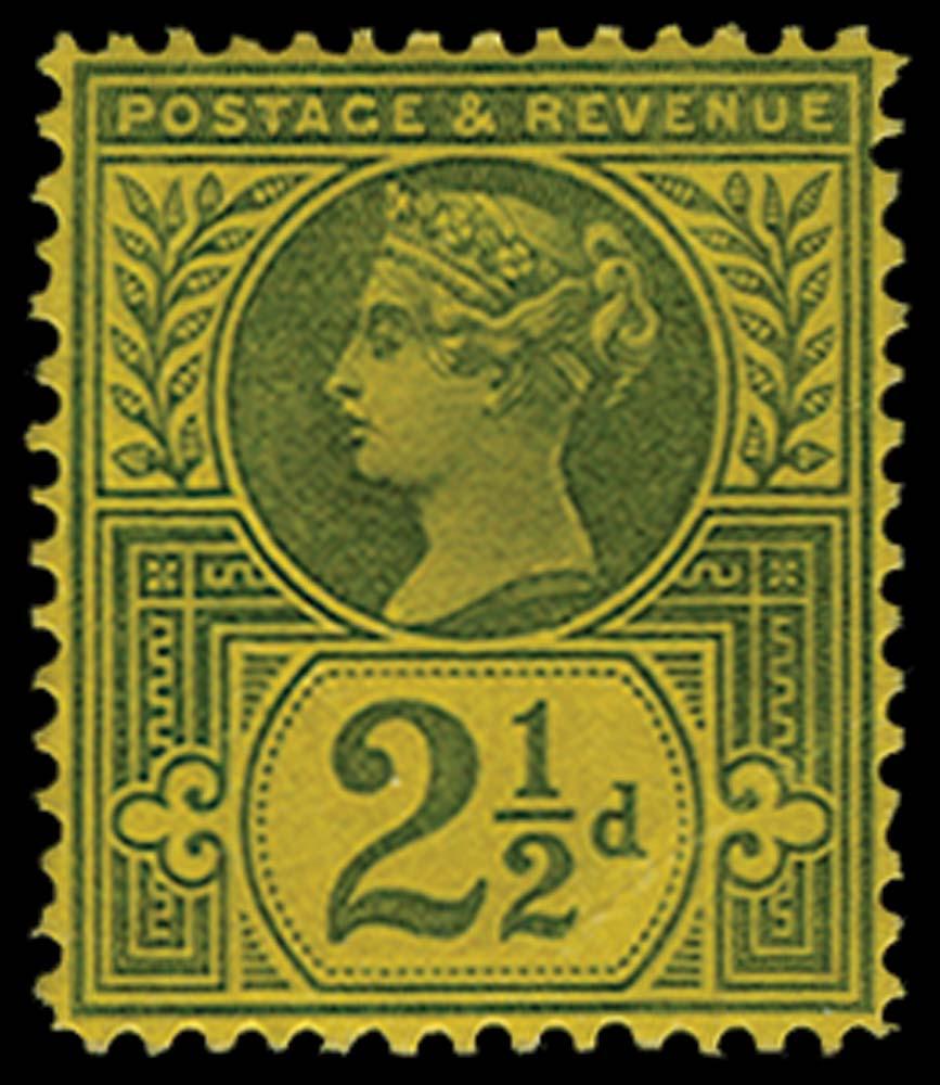 GB 1888  SG201var Essay
