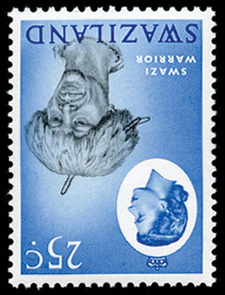 SWAZILAND 1962  SG102w Mint