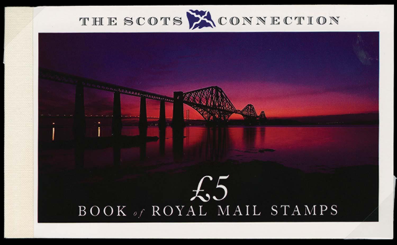 GB 1989  SGS55la Booklet pane (imperforate)