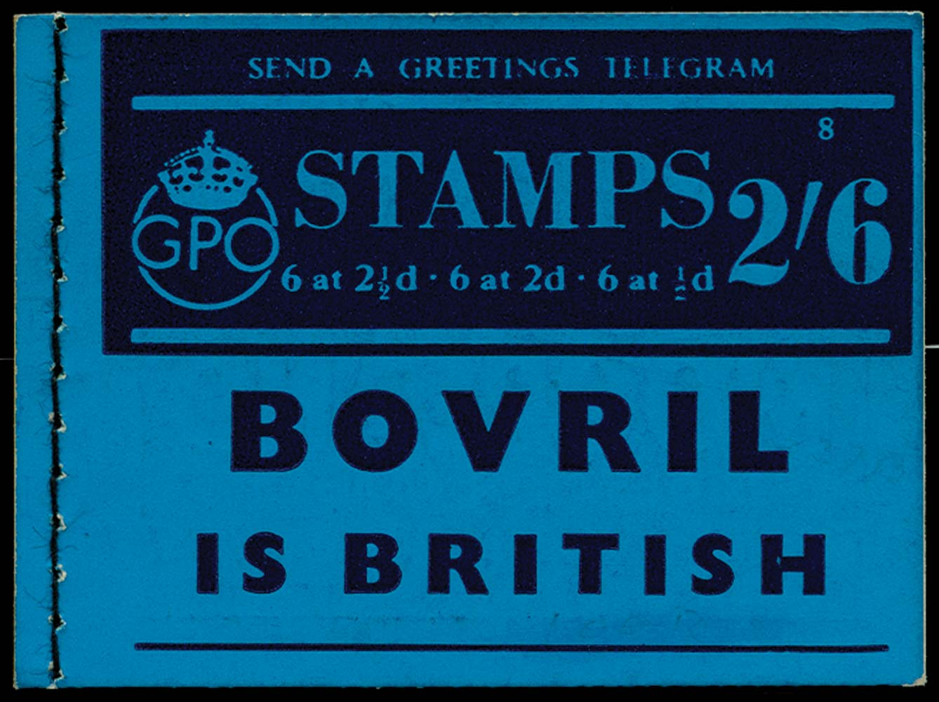 GB 1940  SGBD14 Booklet (Edition 8)