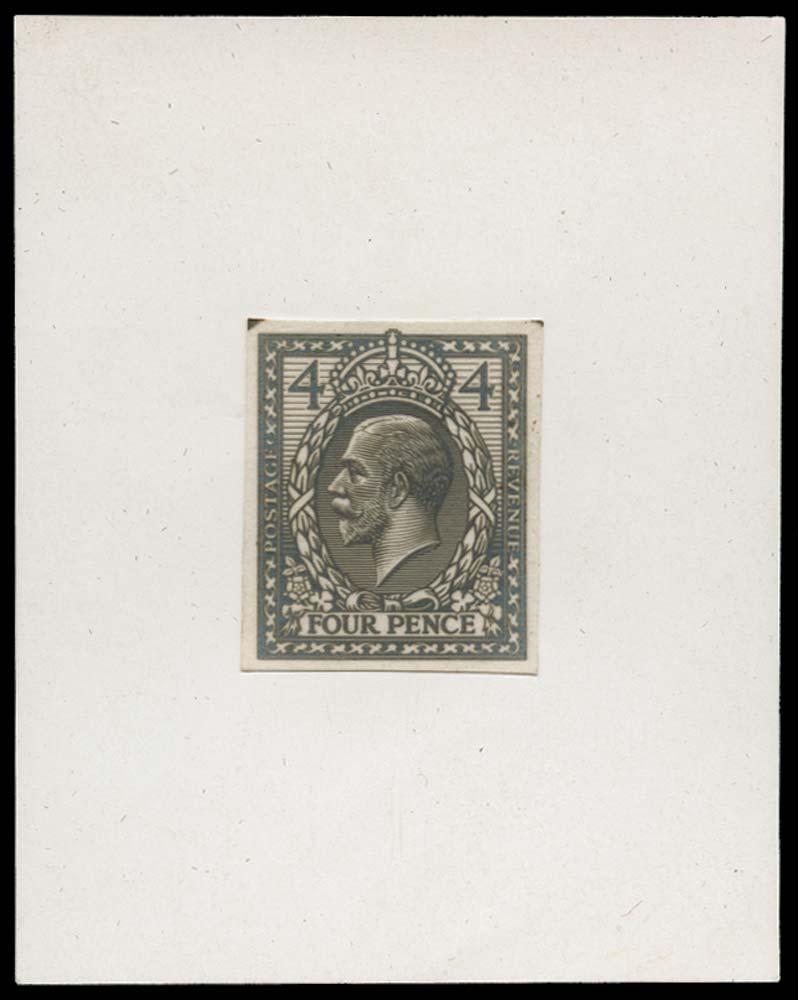 GB 1912  SG. Essay