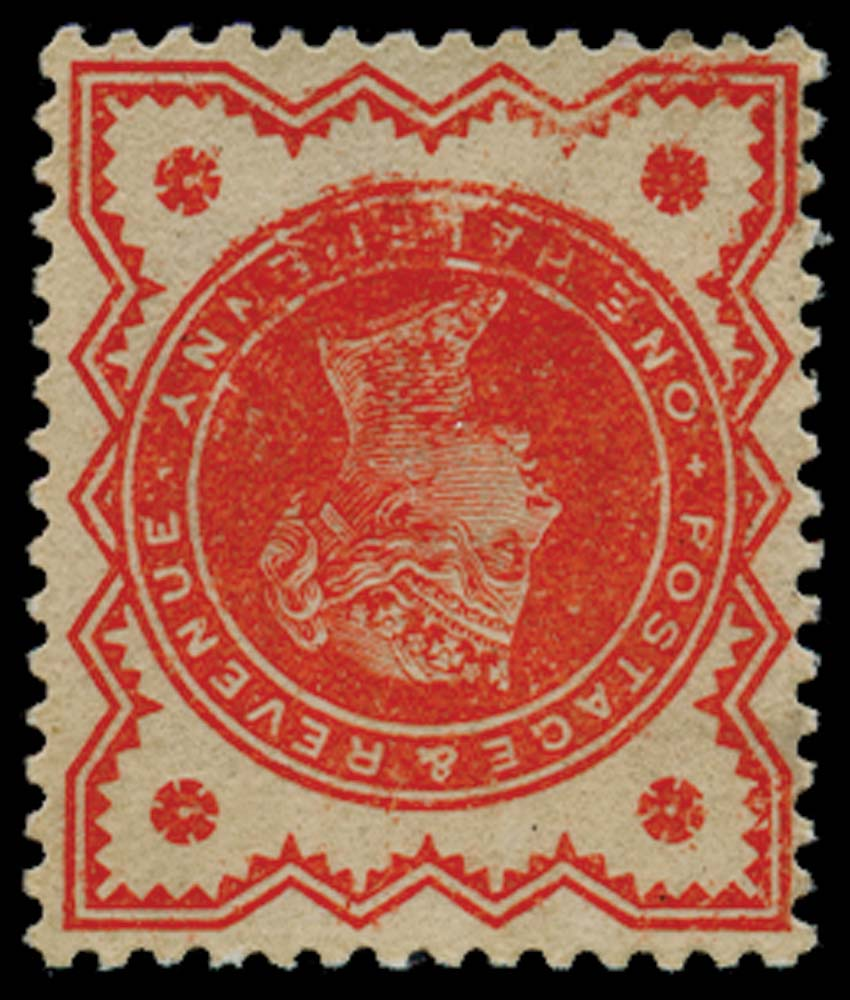 GB 1887  SG197awi Mint