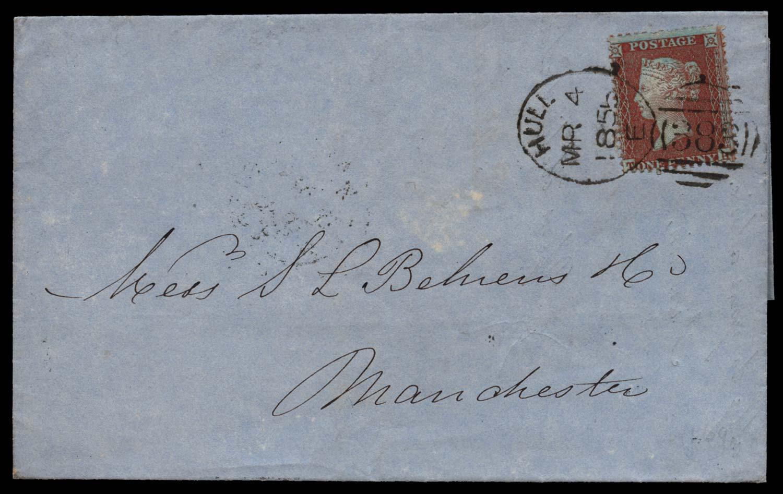GB 1855  SG24 Pl.3 Cover
