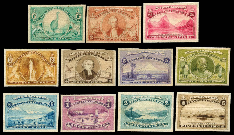 FALKLAND ISLANDS 1899  SG. Cover