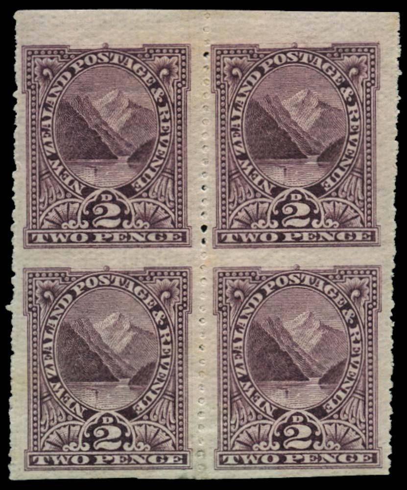 RHODESIA 1892  SG26 Mint