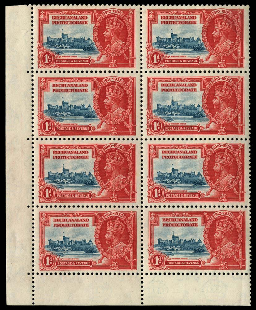 BECHUANALAND 1935  SG111/d Mint