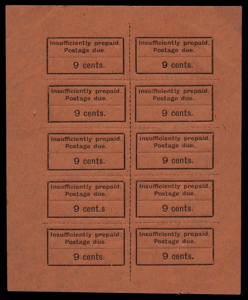 GB 1912  SG311var Mint