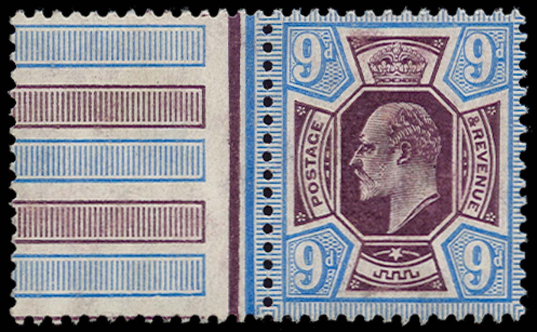 GB 1905  SG251a var Mint
