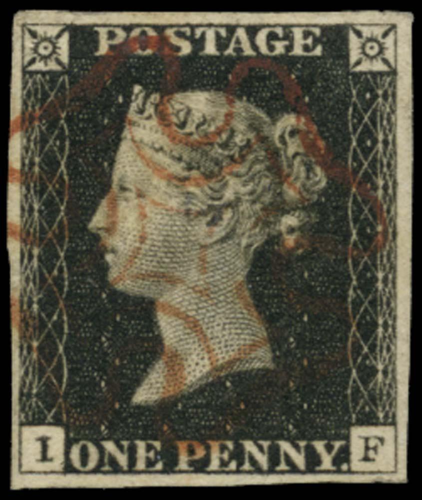 GB 1913  SG305var Mint