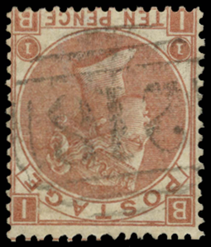GB 1867  SG113wi Used