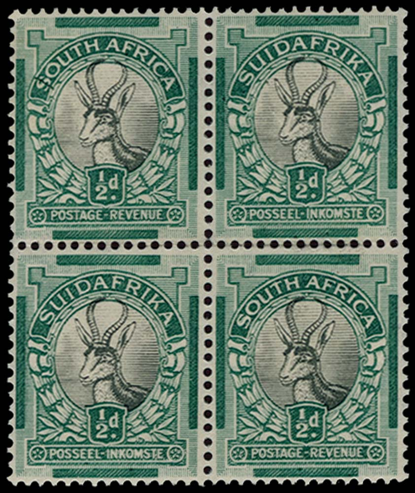 SOUTH AFRICA 1930  SG42/d Mint