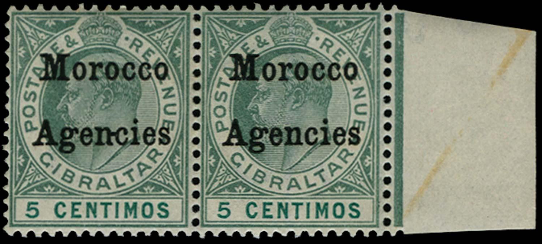 MOROCCO AGENCIES 1903  SG17/c Mint