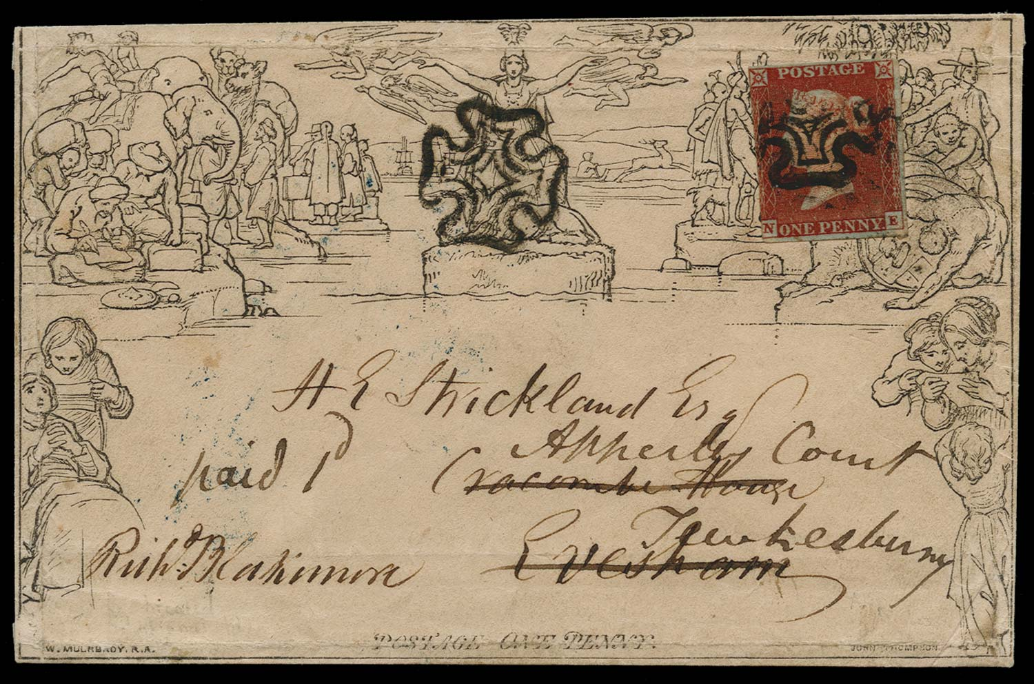 GB 1840  SGME2,8 Pl.30 Cover