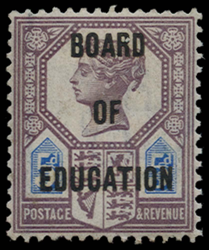 GB 1902  SGO81 Official Unmounted o.g.