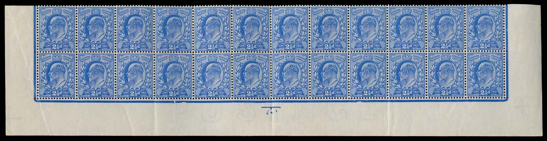 GB 1902  SG230 Mint