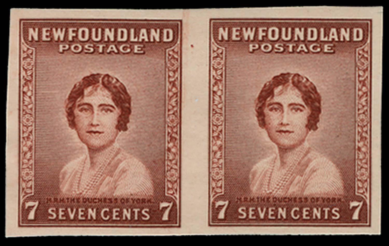 NEWFOUNDLAND 1932  SG226 Proof