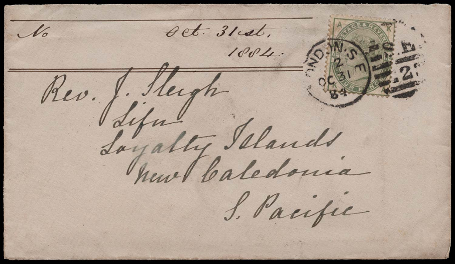 GB 1884  SG192 Cover