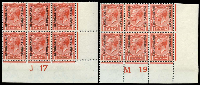 BECHUANALAND 1913-24  SG74 Mint