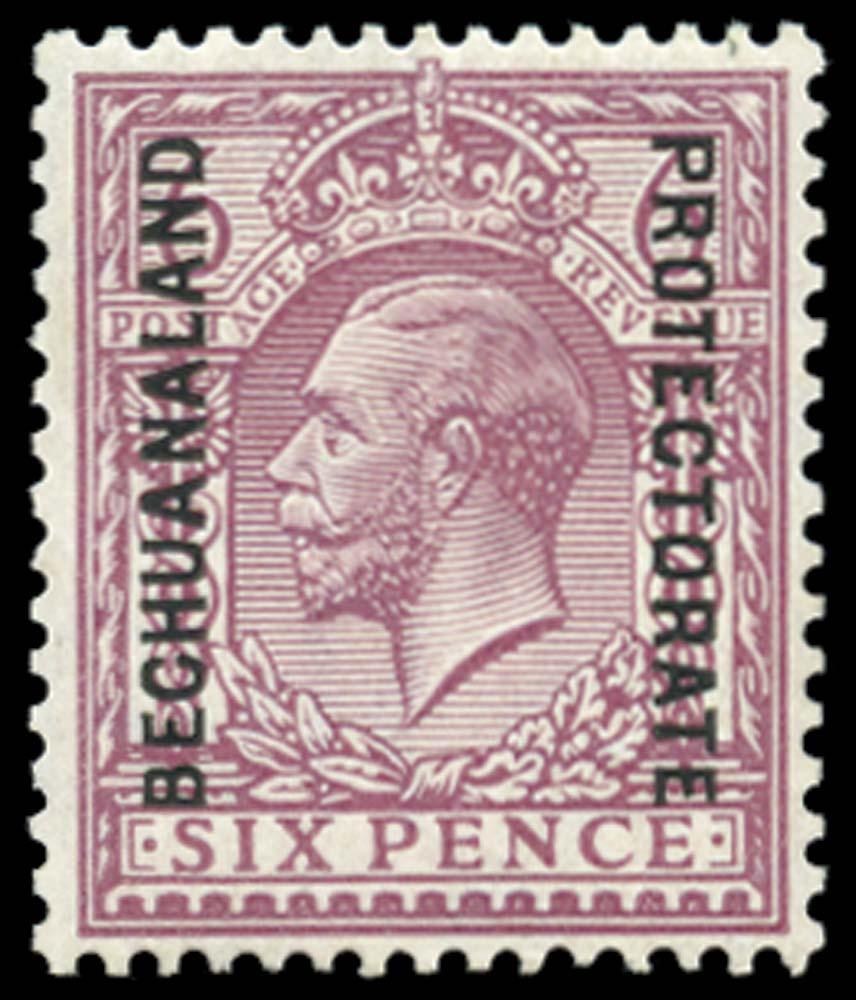BECHUANALAND 1925-27  SG96 Mint