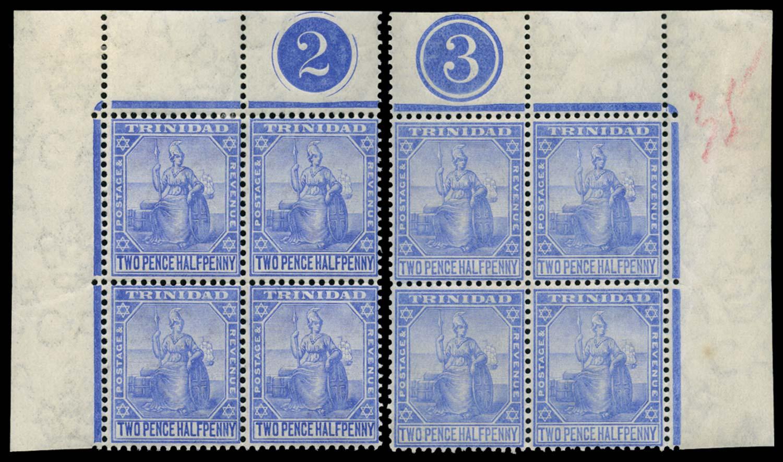 TRINIDAD 1904  SG137 Mint