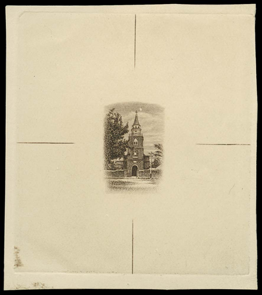 JAMAICA 1921  SG84 Proof
