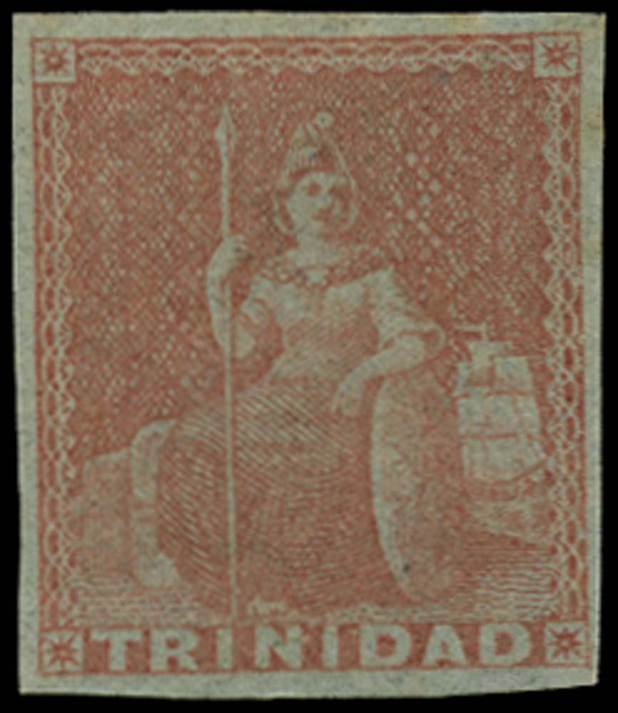 TRINIDAD 1851  SG7 Mint