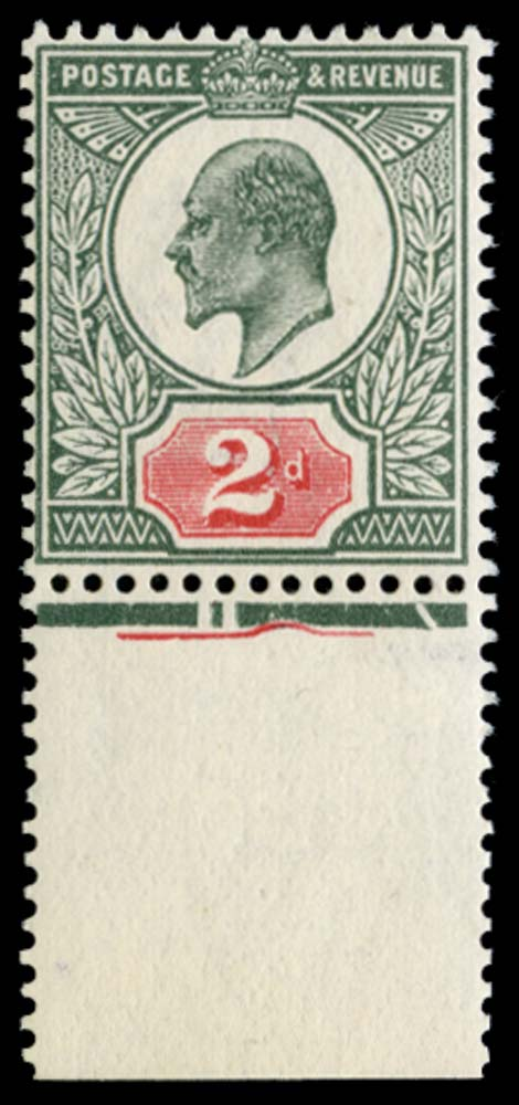 GB 1911  SG290 Mint