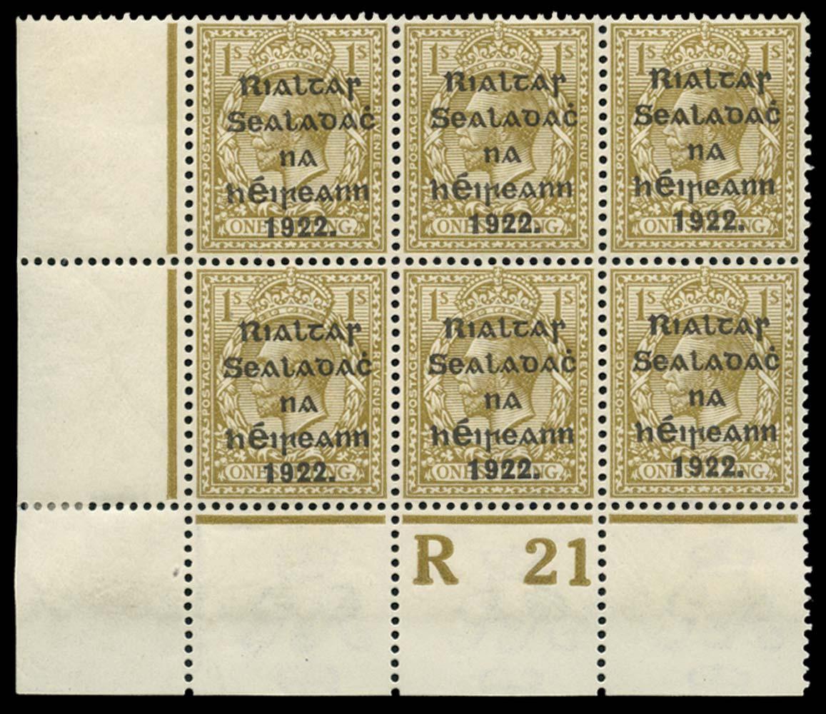 IRELAND 1922  SG15 Mint