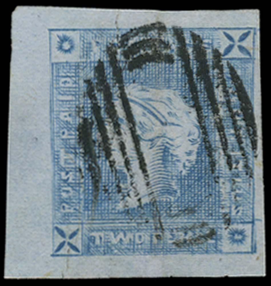 MAURITIUS 1859  SG38 Used