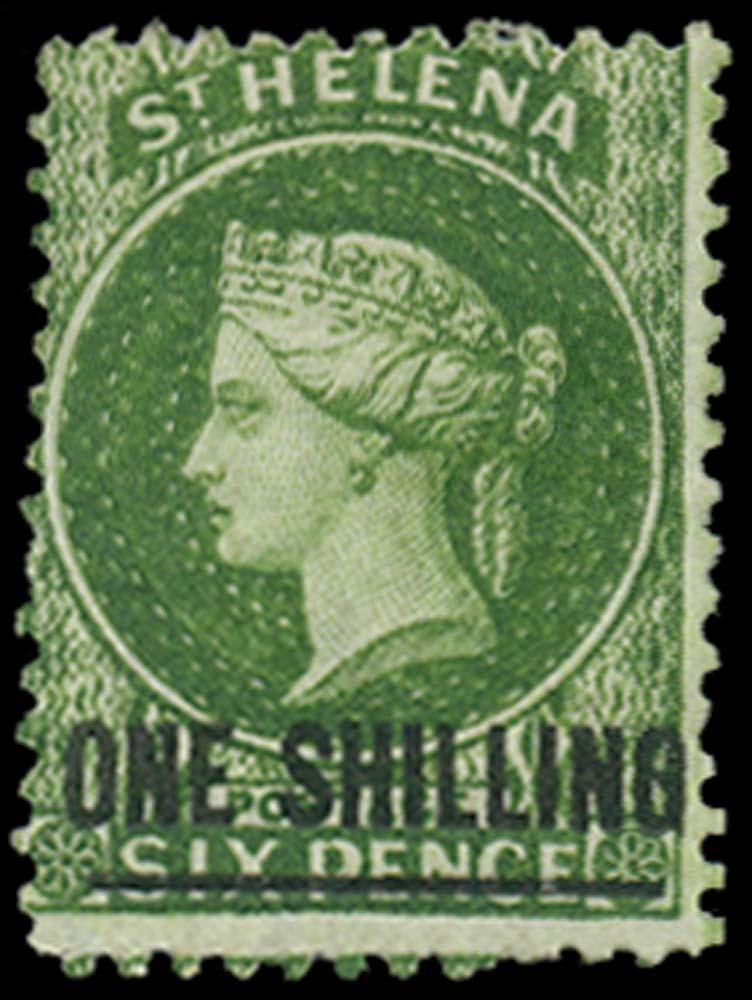 ST HELENA 1864  SG17 Mint