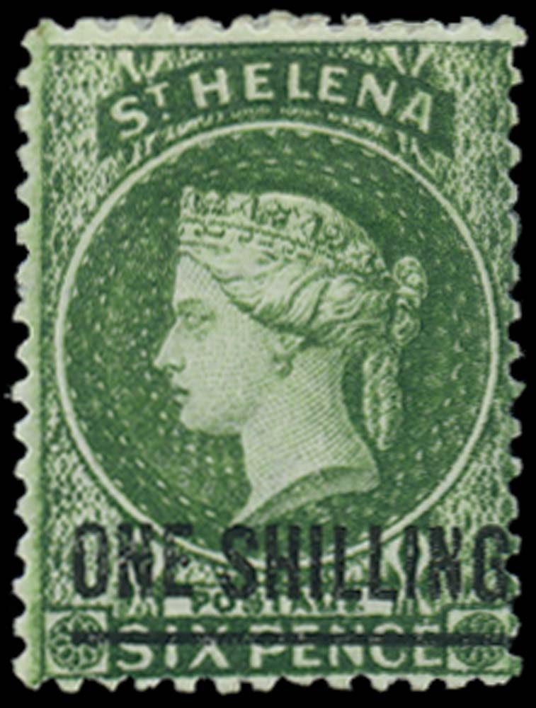 ST HELENA 1864  SG19 Mint