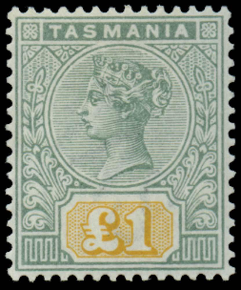 TASMANIA 1892  SG225 Mint