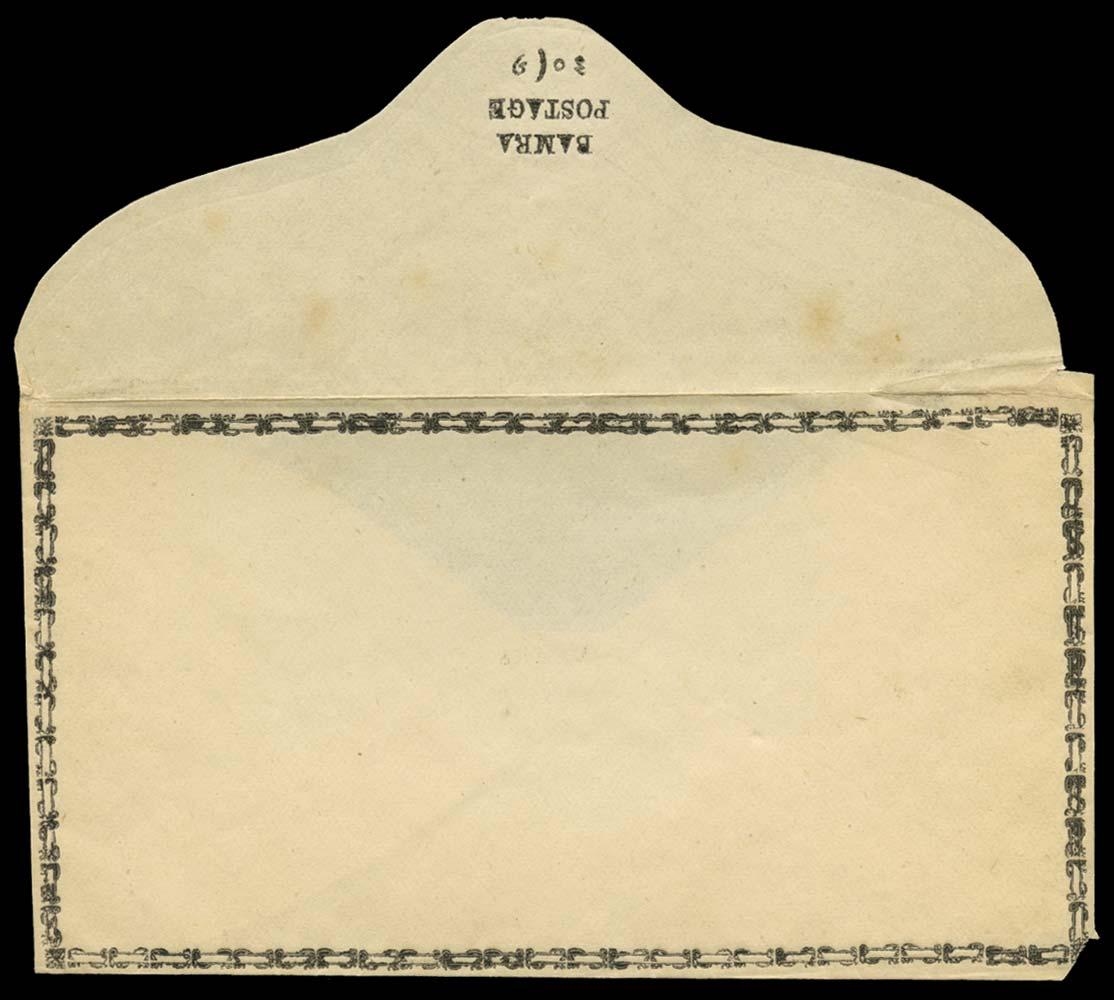 I.F.S. BAMRA 1889  SG. Cover
