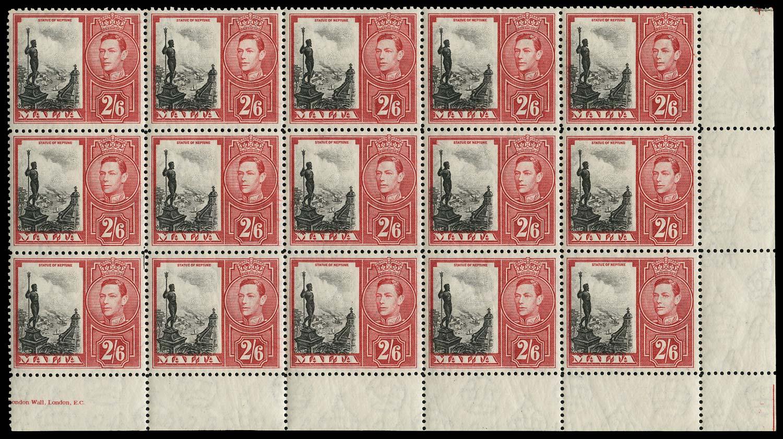 MALTA 1938  SG229/a Mint