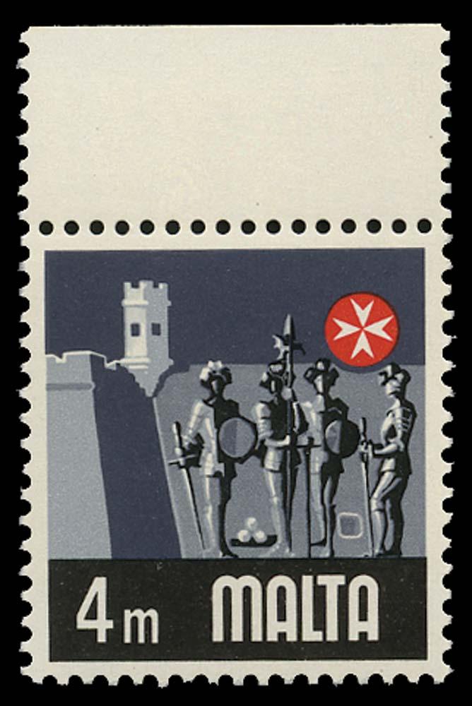 MALTA 1973  SG487a Mint