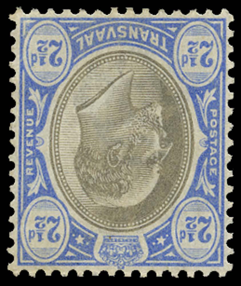 TRANSVAAL 1902  SG247w Mint