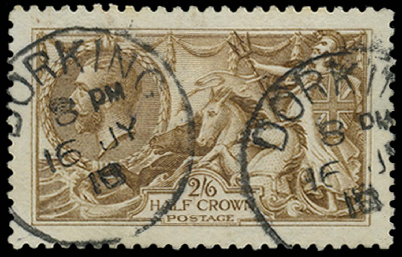 GB 1915  SG406 Used