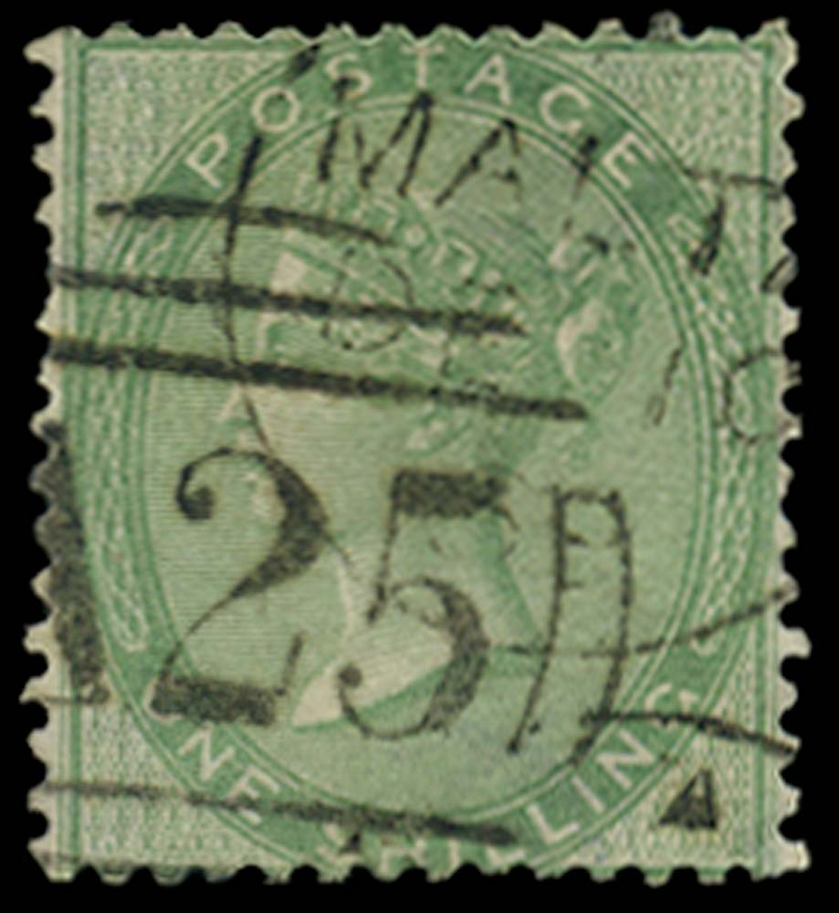 MALTA 1856  SGZ74 Cancel