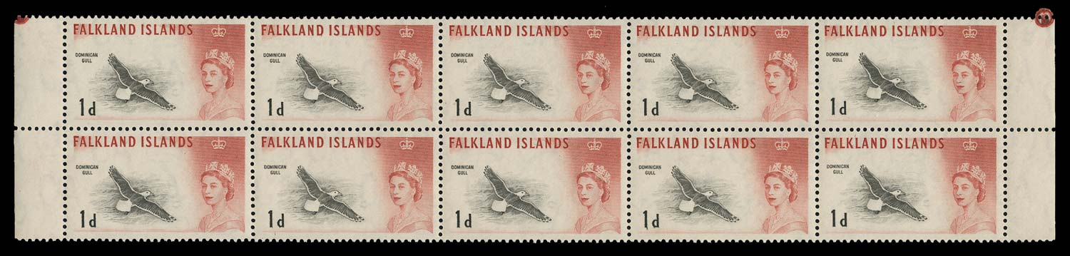 FALKLAND ISLANDS 1960  SG194a Mint