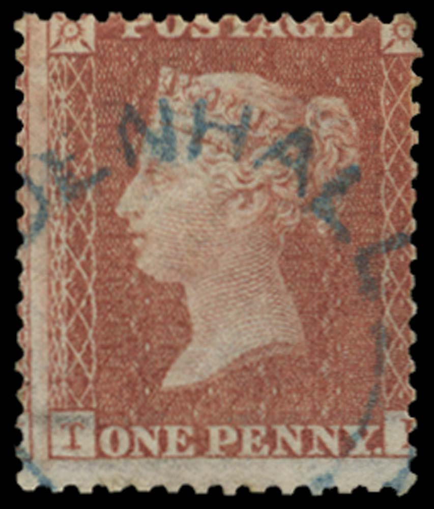 GB 1855  SG29var Pl.24 Used