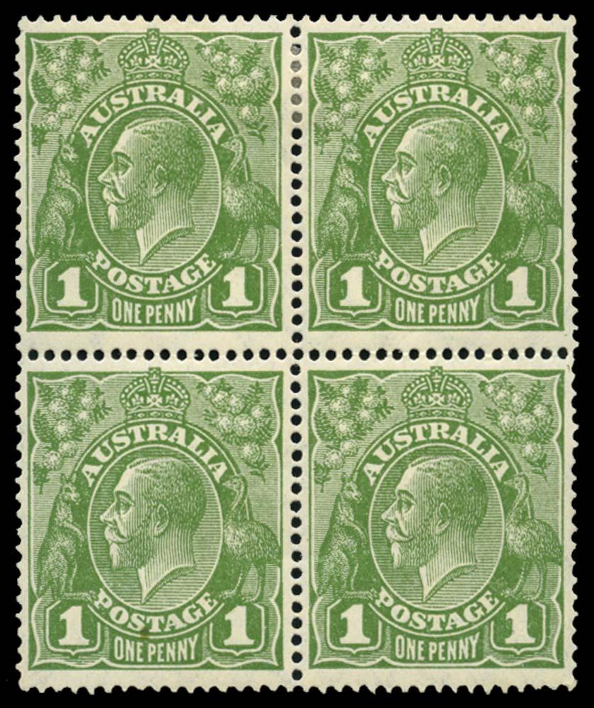 AUSTRALIA 1926  SG86w Mint
