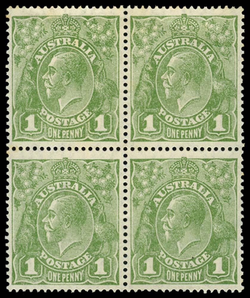 AUSTRALIA 1926  SG86/b Mint