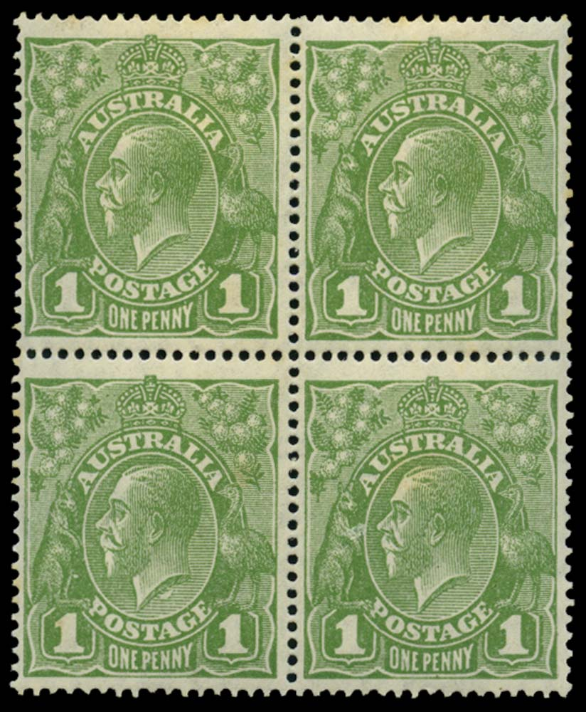 AUSTRALIA 1926  SG86/c Mint