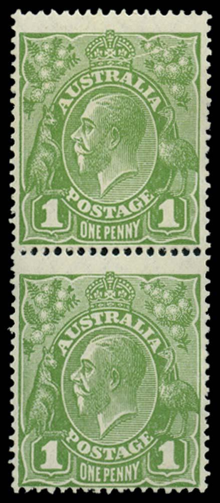 AUSTRALIA 1926  SG86 var Mint