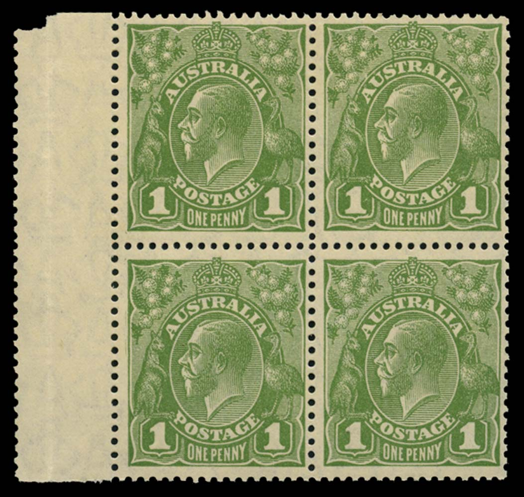 AUSTRALIA 1926  SG95/b Mint