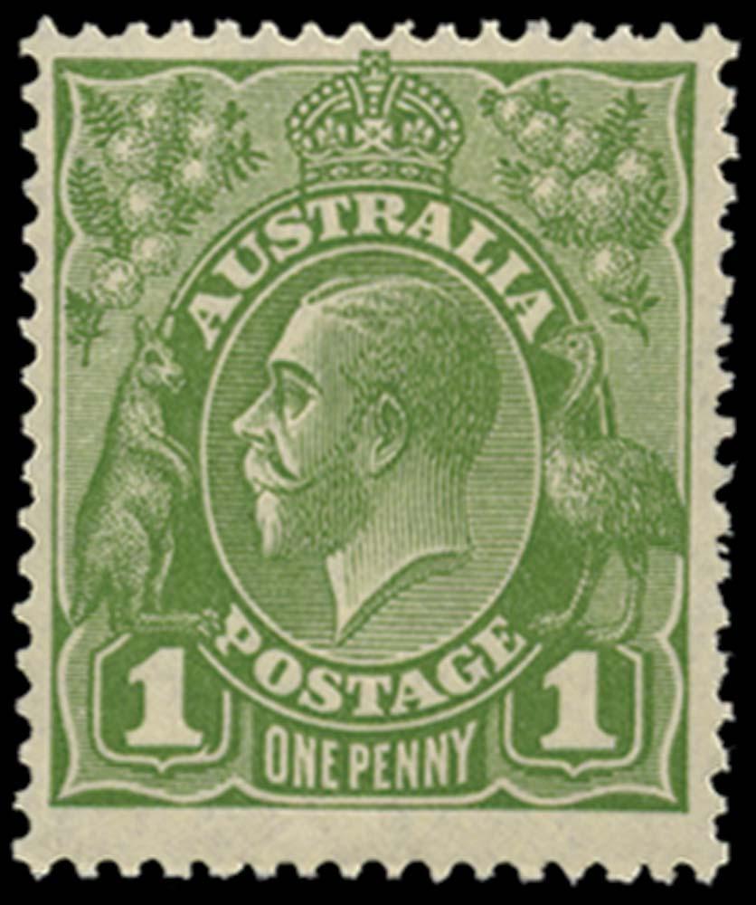 AUSTRALIA 1926  SG95b Mint