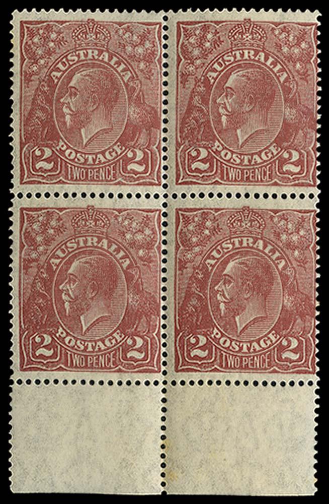 AUSTRALIA 1926  SG89 Mint